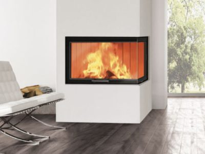 Holz-Feuerräume